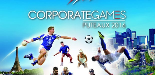 Participez aux Corporates Games, team building garanti !