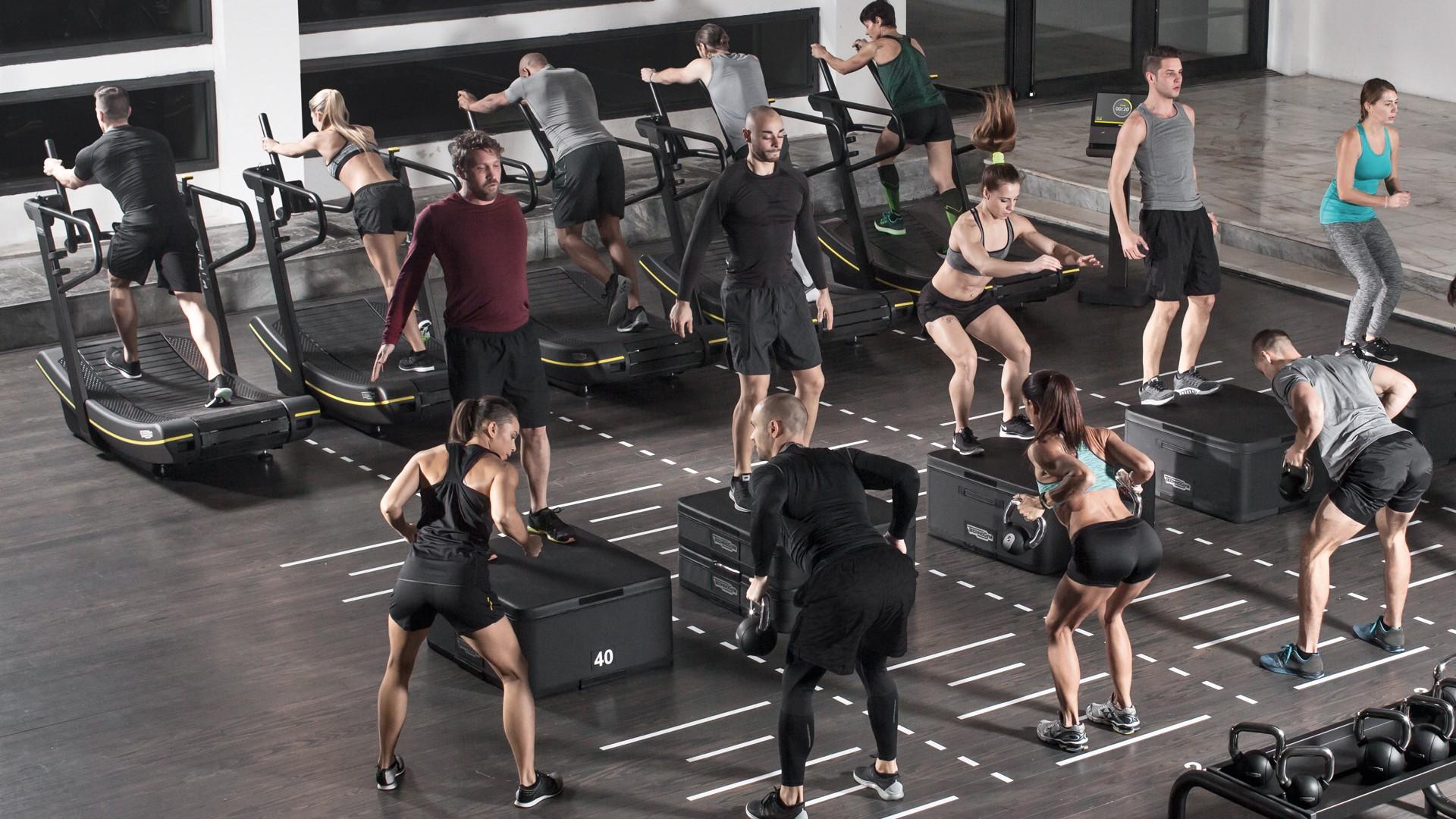Le Skillmill De Technogym Fitness Challenges