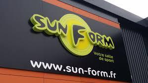 SUN FORM affiche son dynamisme…