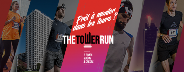 The Tower Run : montez pour la bonne cause !