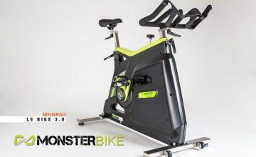 Monster Bike, nouveau vélo et nouveau site internet…