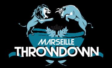 Finale des Marseille Throwdown