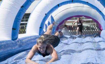 Swimcross, le nouveau sport 3D