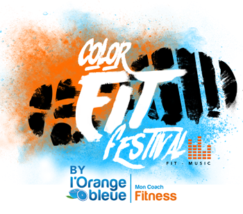 Color Fit Festival by l'Orange Bleue : fitness & musique !