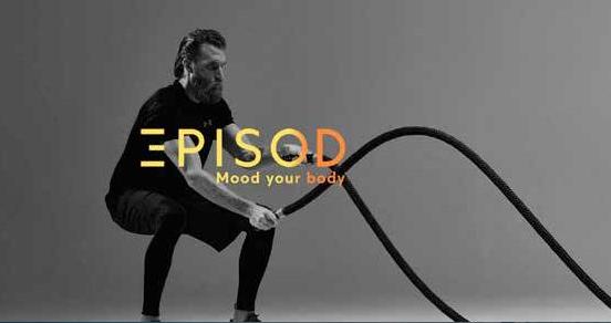 EPISOD, le concept sportif nouvelle génération