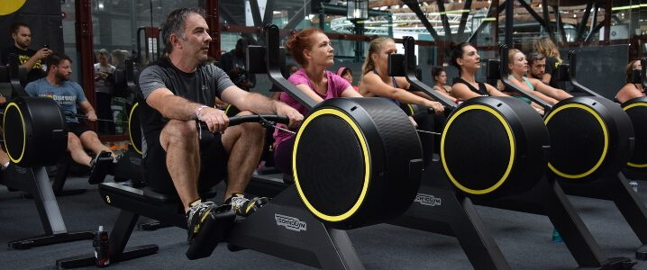 De Crossfit à SKILLROW, nouvelle machine à ramer !
