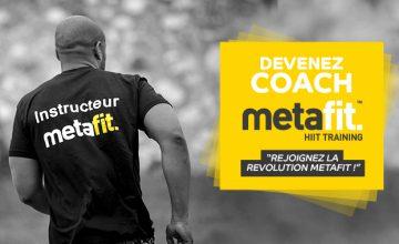 METAFIT™ est la méthode originelle du Hiit Training !