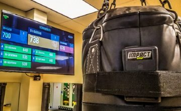 Impact Wrap : la boxe fun et interactive de Hitech Fitness