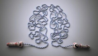 L'exercice stimule le cerveau pour combattre les graisses…