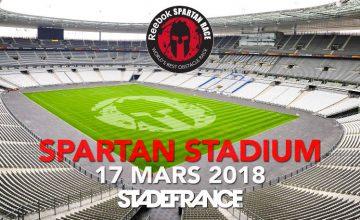La Spartan Race au Stade de France !