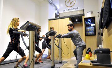 Action Sport, l'expert en coaching personnalisé Miha Bodytec