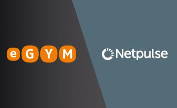 eGym fait l'acquisition de Netpulse !