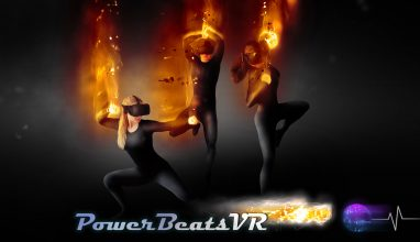 PowerBeatsVR: work hard, play hard