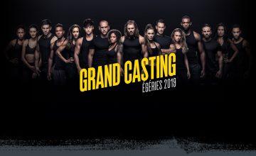Le casting égéries Fitness Park 2019
