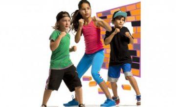 Les Mills et Sports Leaders UK lancent des programmes pour enfants sur Netflix !