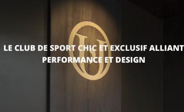 L'Usine ouvre sa 3ème salle de sport à Paris !