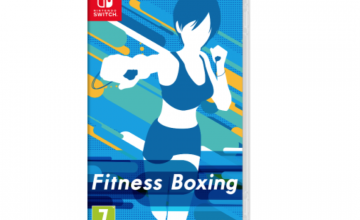 Nintendo Switch lance fitness boxing !