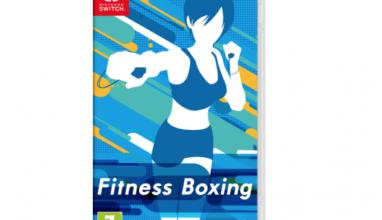 Nintendo Switch lance fitness boxing !