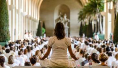 Les Yogis du Cœur à L'InterContinental Paris !