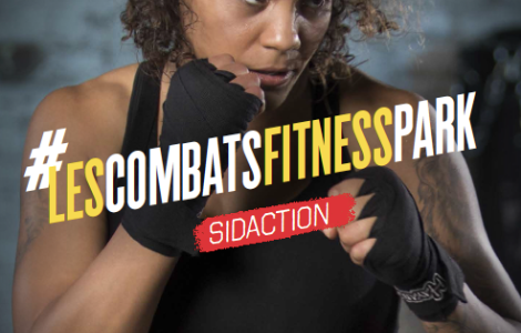Fitness Park & Sidaction…