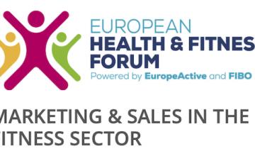 6e Forum Européen sur la Santé et le Fitness (EHFF)…