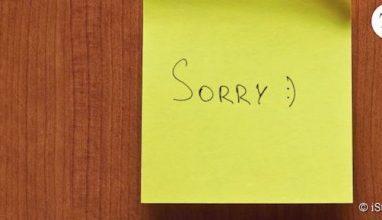 10 conseils POUR SAVOIR S 'EXCUSER auprès d'un client