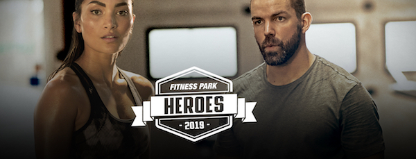 Le challenge fitness Park Heroes