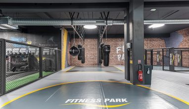 Fitness Park lance Fight Park !