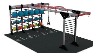 BH Fitness lance son système modulaire d'entraînements fonctionnels
