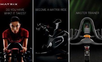 Matrix Ride : Un entraînement haut en couleur