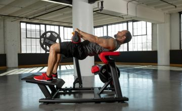 Matrix, la nouvelle machine Glute Trainer