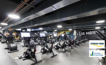 Fitness Park signe avec «Monte ta franchise»