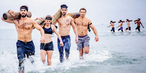 BAREFiit ! Un week-end sport & fiesta les pieds dans l'eau…