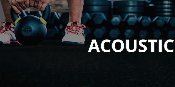 Pavigym flooring : Stop au bruit, pas au sport !
