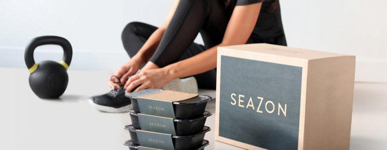 Seazon lance Seazon Athletics : Des plats frais livrés