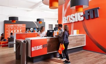 Basic-Fit fait l'acquisition de Gymstreet !