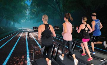 RunBEAT ® : Qui franchira la ligne d'arrivée en premier ?