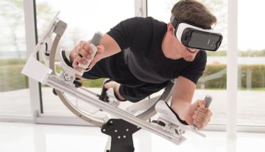 Icaros Pro : Voler et musclez-vous !