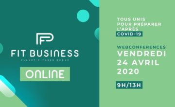Évènement Fit Business Online !