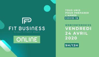 Évènement Fit Business Online !