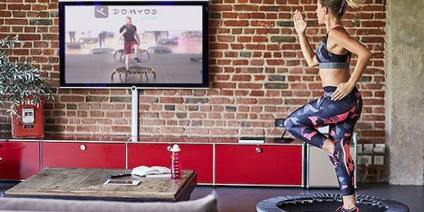 L'industrie du fitness se déplacerait-elle en ligne ?
