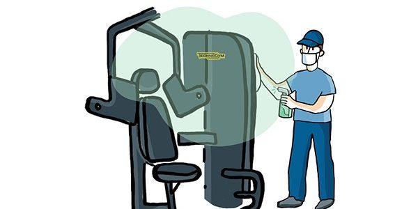Prenez soin de votre équipement et de vos clients avec Technogym