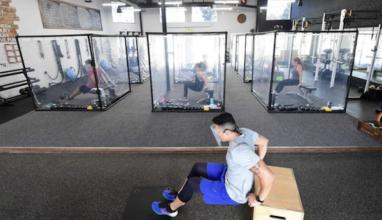 Des cas de Covid-19 détectés dans un club de fitness !