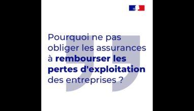 COVID-19 & assurances « Pertes d'Exploitation » ! (suite)