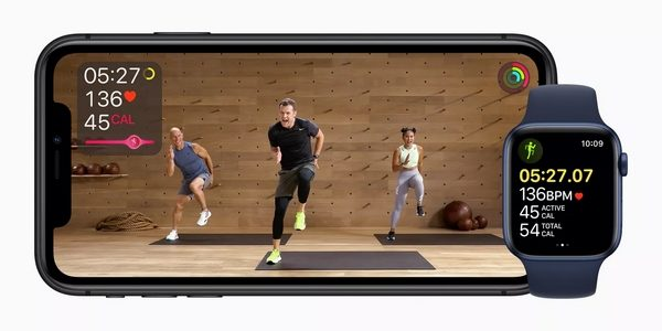 Apple lance sa plateforme fitness !