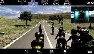 Diffusez vos cours de bike Spivi chez vos adhérents avec Spivi Home !