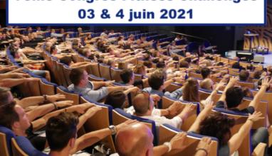 03 & 04 juin 2021 : Le congrès de la relance et du renouveau !
