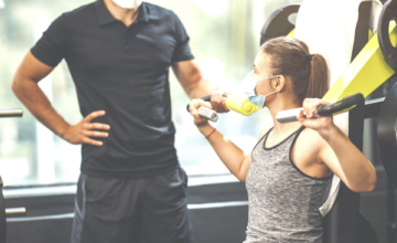 Risque faible de contamination de la Covid-19 dans les clubs de fitness !