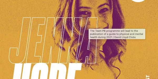David Lloyd Clubs lance le programme «Team PB» pour lutter contre les effets négatifs des confinements