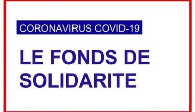 Dernière minute : Ministère de l'économie, un fonds de solidarité renforcé !